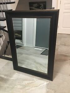 Solid Wood Mirror