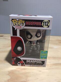 Deadpool White Pop Vinyl
