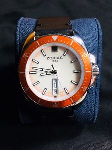 Zodiac Watch