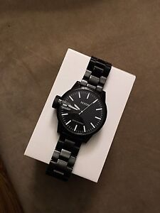 Nixon Chronicle SS All Black.