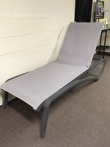 **BLOW OUT SALE - TAKE AS IS FLOOR MODEL** SUNSET CHAISE LOUNGE