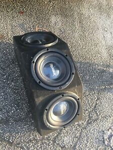 """Pioneer car speakers 10"""" mint condition"""
