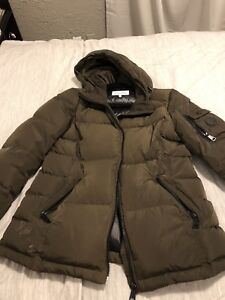 Calvin Klein women's XL winter coat