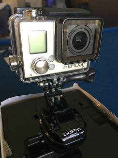 GoPro Hero3+ Black Edition WiFi remote & LCD touch BacPac