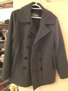 Schott Peacoat Slim (Small)