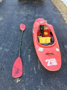Jackson 2Fun white water kayak