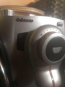 Saecco semi automatic espresso machine