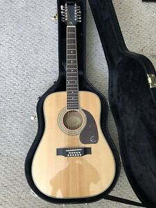 Epiphone 12 string acoustic (dreadnought)