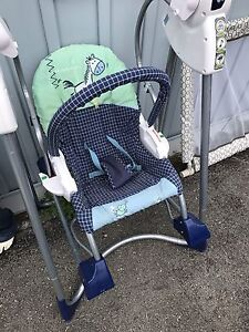 Chair and swing combo