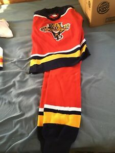 Florida panthers jerseys and socks