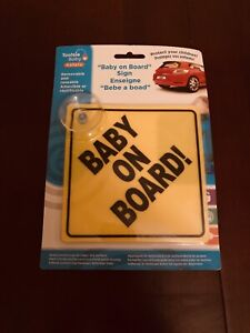 Any on board car sign