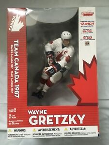 "McFarlane Team Canada 12"" and Box Sets"