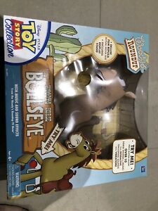 Toy Story Collection Woody Woody's Roundup Horse Bullseye  Officer Cardinia Area Preview