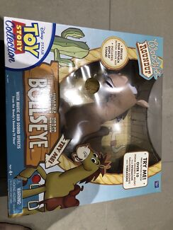 Toy Story Collection Woody Woody's Roundup Horse Bullseye