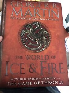 Game of Thrones: Ice and Fire  - Lord of the Rings Trilogy
