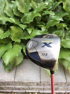 Golf Driver   Callaway Hyper X Driver