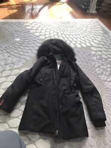 Prada gortex winter coat