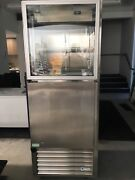 Stainless Steel display fridge Dandenong South Greater Dandenong Preview