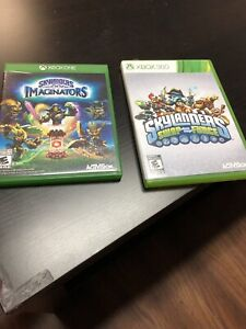 Skylanders for xbox one and xbox 360