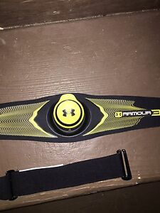 Under Armour 39 module and chest strap like new