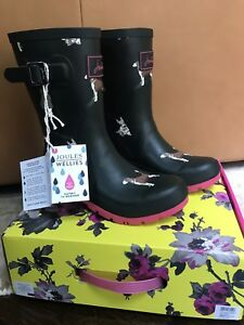 Joules Rain Boots New Size 6