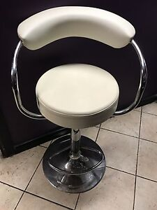 Brand new white colour stools Botany Botany Bay Area Preview