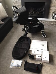 Excellent condition bugaboo Bee 3 limited black edition