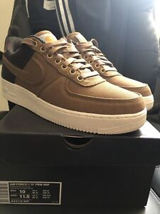 4203942948 DS Carharrt Nike Air Force 1 Size 10  180 OBO