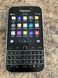 Blackberry Classic factory unlocked, must sell!