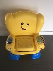 Fisher-Price Laugh & Learn Smart Stages Chair Harrington Park Camden Area Preview