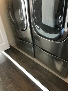 LG Washer & Dryer Stands