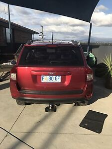 2013 JEEP COMPASS Launceston Launceston Area Preview