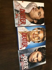 Dexter - Seasons 1-3