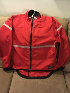 Men's Terra Gear Cycling Jacket Size Medium