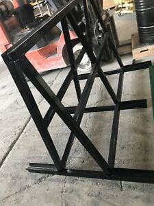 Granite slab rack and frame for sale
