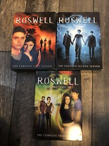 Roswell Complete Series DVD
