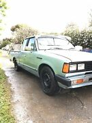 Datsun 720 king cab Maldon Mount Alexander Area Preview