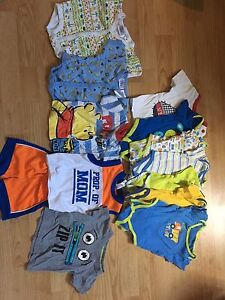 Baby 3-6 months lot