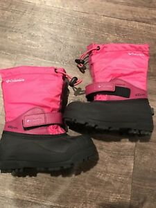 Columbia Kids Boots Size 11