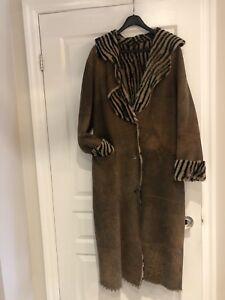 Shearing Danier Coat