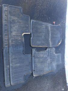 Honda Civic floor mats.