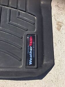 Weather Tech floor mats for FORD f150