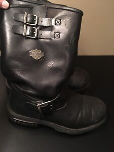 Men's size 9.5 Harley boots
