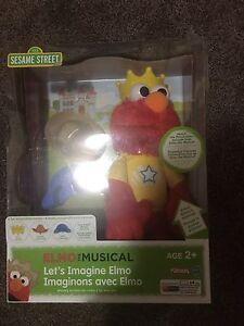 Elmo and frozen vanity