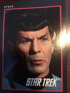 Star Trek Cards