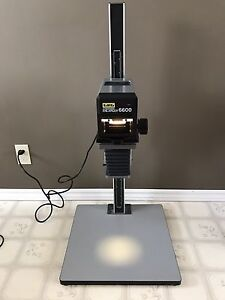 LPL Condenser Black White Photo Enlarger 6600 Japan Crafted