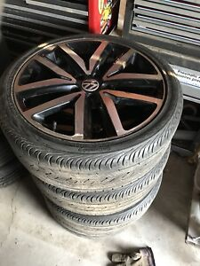 Volkswagen Jetta GLI Wheel Set