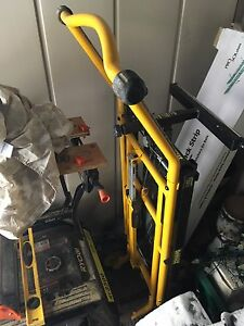 $200 regular 299 dewalt rolling chop saw stand