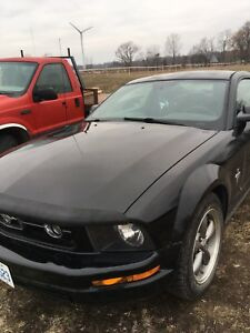 2006 mustang automatic