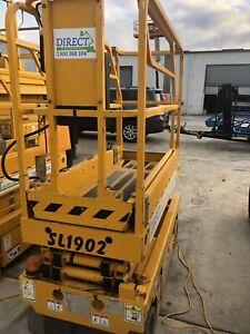 19' Electric scissor lifts Mowbray Launceston Area Preview
